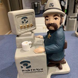 Pinkerton Security&Investigation 1991ComputerStatu